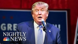 President Donald Trump: 'I Haven't Called Russia In Ten Years' | NBC Nightly News