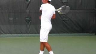 Rafa Nadal Practice At Cincinnati Masters Tournament 8/17/10