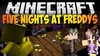 Minecraft - Five Nights at Freddy's : Il Laboratorio di Lyon - Le Migliori Mod