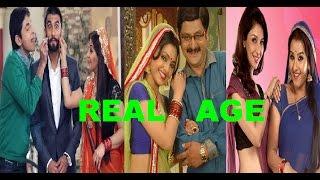 Bhabi Ji Ghar Par Hain भबी जी घर पर है Serial Cast Real Names & Age ! &TV (2017)...