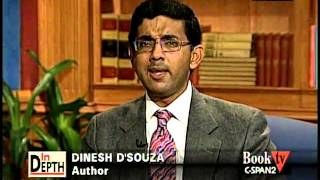 In Depth with Dinesh D'Souza