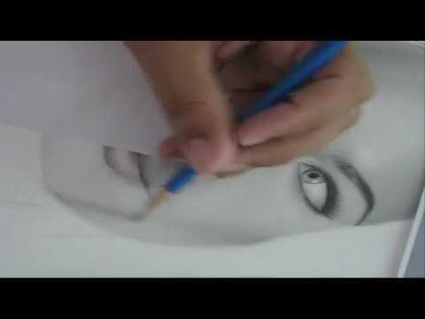 Desenho em Grafite por Charles Laveso