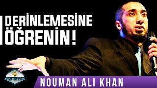 Kuran'ı Derinlemesine Öğrenin [Nouman Ali Khan] [Türkçe Altyazılı | Mekteb-i Suffa]
