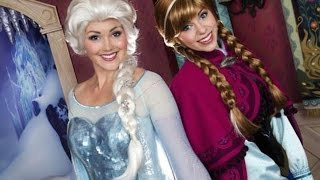 Frozen Songs – Live Show at Hyperion - Disneyland California Resort (HD) Part 2