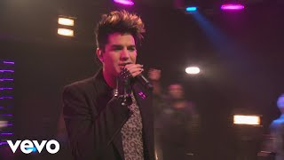 Adam Lambert - Never Close Our Eyes (AOL Sessions)