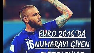EURO 2016'nın 16 numaralı futbolcuları (  EURO 2016 numbered 16 players )