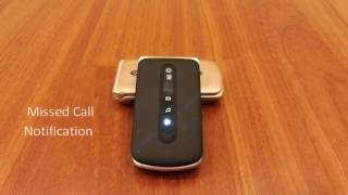 iTouch i828 clamshell phone introduction