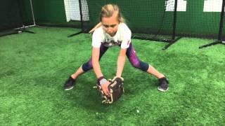 Ball Control Glovework Drill