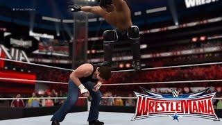 Seth Rollins 2016 Return (WWE 2K16 Concept)