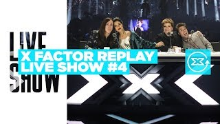 X Factor Replay - Live Show 4