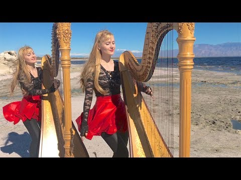 Xxx Mp4 Closer To The Heart RUSH Harp Twins Camille And Kennerly 3gp Sex
