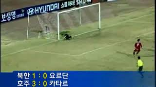 QWC 2010 Jordan vs. North Korea 0-1 (06.02.2008)