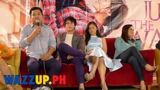 Part 7 - Just The Way You Are Movie Grand Presscon with Liza Soberano Enrique Gil