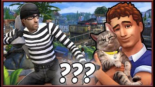 The Sims Info/Thoughts: Create A Pet Images Tomorrow, Weird EA Burglar Rumour!