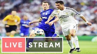 Real madrid vs Juventus Live Stream HD UCL Second Leg 2018