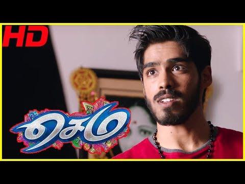 Xxx Mp4 Sema Tamil Movie Scenes GV Prakash And Arthana Fall In Love Yogi Babu Comedy 3gp Sex