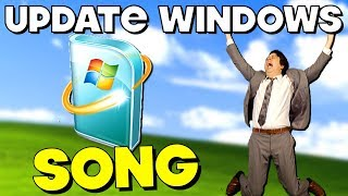 """Update Windows"" - DESPACITO 2 PARODY SONG"