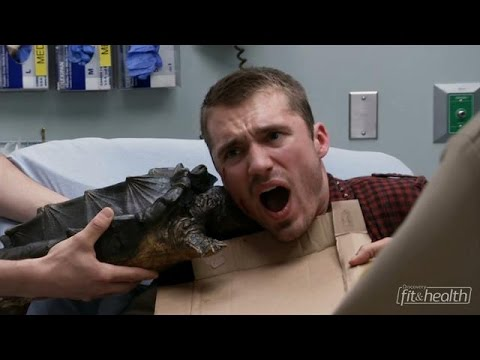 Turtle Troubles in the ER Untold Stories of the ER