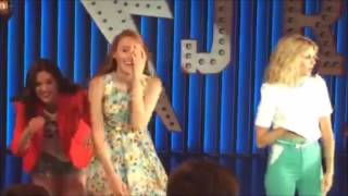 Soy Luna: Ambar, Delfi y Jazmin cantan