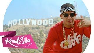 MC Rodolfinho - Qualquer Paixão Me Diverte (KondZilla - Filmado em Los Angeles)