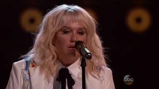 Kesha 'It Ain't Me Babe' Video Performance 2016 Billboard M