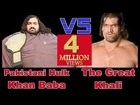 Xxx Mp4 Pakistani Hulk Khan Baba Challenges The Great Khali Urdu 3gp Sex
