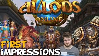 Allods Online First Impressions