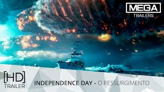Independence Day - O Ressurgimento - Trailer Oficial HD