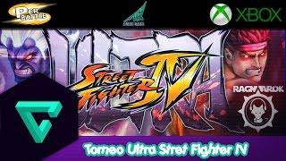 [Ragnarok] Torneo Ultra Street Fighter IV  XBOX 360 - Grand Finals