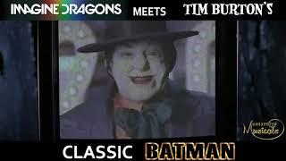 Gotham City faces 3 monstrous criminal menaces The Joker Catwoman and dast