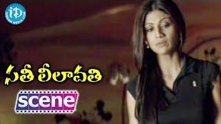 Sathi Leelavathi Movie Scenes - Shamita Shetty Cheats Manoj Bajpai || Shilpa Shetty || Anu Malik