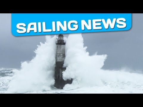 Incredible video of The Joachim storm in Brittany and Great Britain