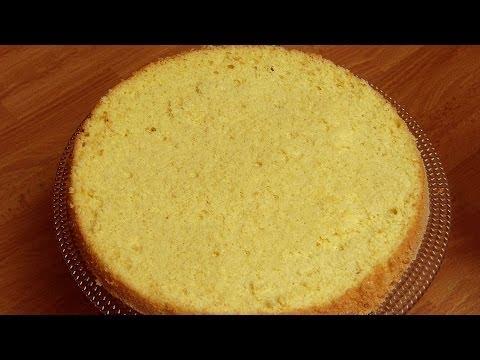 Pandispanya Tarifi | Pasta Keki Nasıl Yapılır
