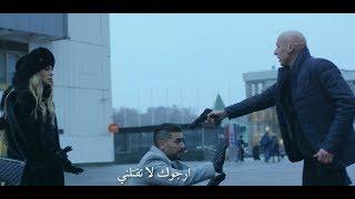 فوق السحاب - حركة صايعة من ماندو عشان يهرب من المافيا 😜😂
