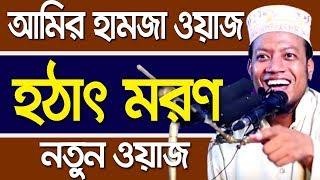 bangla waz amir hamza waz 2019 new waz । আমির হামজা ওয়াজ । হঠাৎ মরণ । নতুন ওয়াজ