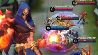 ALDOUS 2X SAVAGE | Mobile Legends