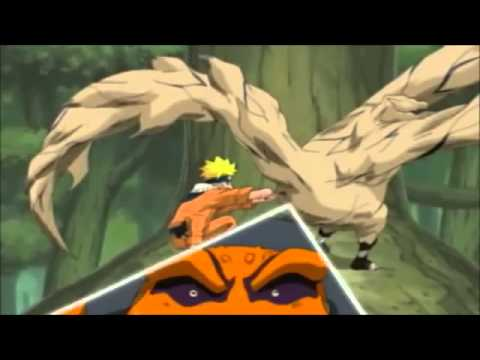 Naruto vs Gaara English dub