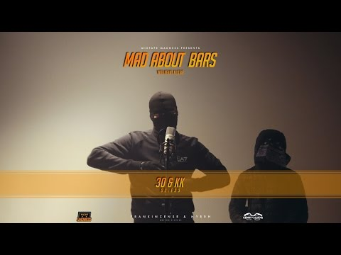 (BSIDE) 30 & KK - Mad About Bars w/ Kenny [S2.E33] | @MixtapeMadness (4K)