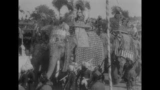 Delhi Durbar  The State Entry into Delhi of Lord Curzon, The Viceroy, Accompanied by the Duke and Du