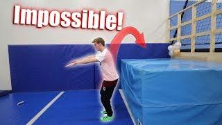 The IMPOSSIBLE BACKFLIP Challenge!