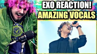 EXO'S AMAZING VOCALS | THEIR VOICES GOT ME SHOOK! | REACTION!!