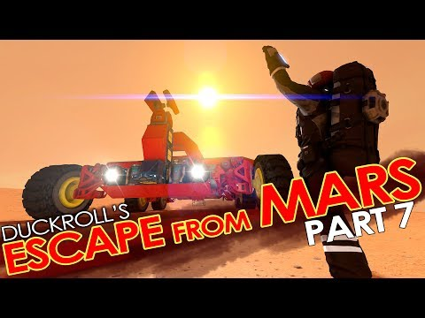 Xxx Mp4 Space Engineers ESCAPE FROM MARS 7 Nekomata Hardcore Roleplay Mission Scenario 3gp Sex