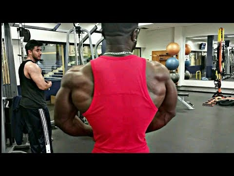How To Get V-Shape Back (V-Taper)