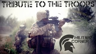 Tribute To The Troops -
