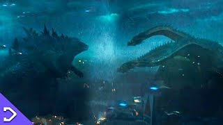 Godzilla II: King Of The Monsters - OFFICIAL TRAILER 2 (2019)