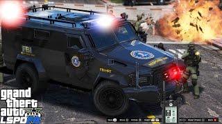 GTA 5 LSPDFR Police Mod | Live Stream | The War On Drugs Part 2 | Major FBI Drug & Gang Take Down