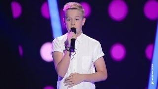 Chris Sings More Than This | The Voice Kids Australia 2014