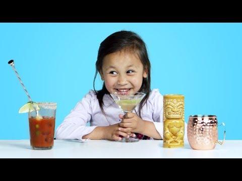 Kids Try Mocktails Kids Try HiHo Kids