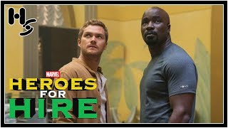 Heroes For Hire: Marvel's Newest Netflix Show? - Let's Talk About It