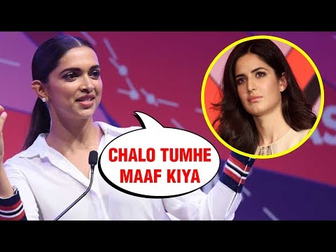 Xxx Mp4 Deepika Padukone FORGIVES Katrina Kaif Invites Her For Wedding Reception 3gp Sex